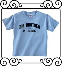 I'm the big brother ash gray long sleeve shirt