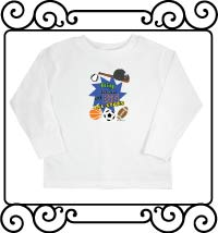 Biggest brothers are big all-stars sports white long sleeve shirt
