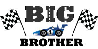 Matching Racecar Big Brother - Little Brother - Baby Brother - Middle Brother - Biggest Brother shirts, onesies, bodysuits, sweatshirts and more.