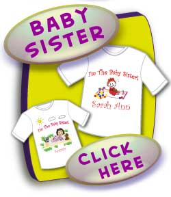 Big Brother T-shirts, Big Sister T-shirts