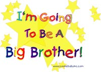 I'm going to ba a big brother t-shirt