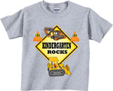 Back to School - Preschool, Kindergarten & 1st(First) Grade T Shirts & Onesies