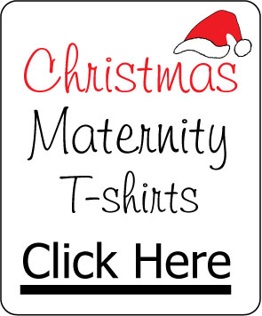 Christmas Maternity Shirts