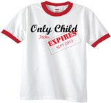 Only Child T Shirts, Onesies & More